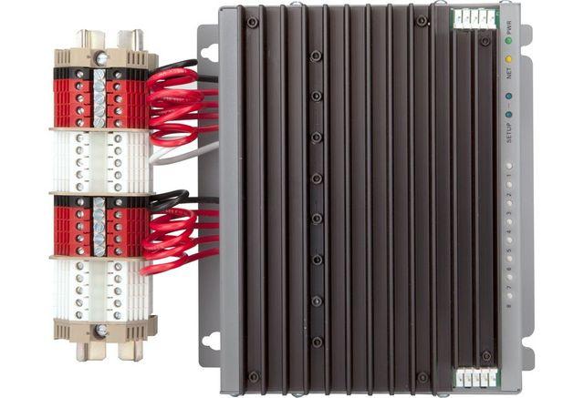 Crestron® 8 Channel Universal Dimmer Module-CLX-2DIMU8-277