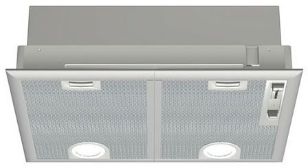 "Bosch 300 Series 21"" Custom Insert Hood-Stainless Steel-HUI31451UC"