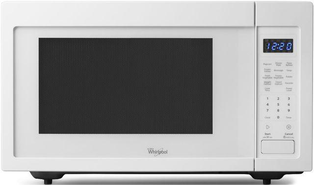 Whirlpool® Countertop Microwave-White-WMC10007AW