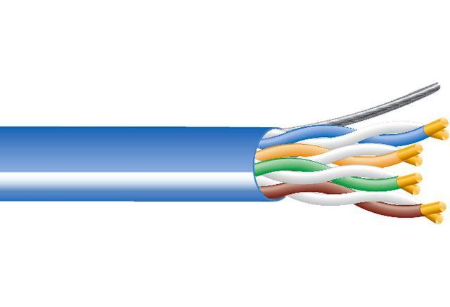 Crestron® iMedia Plenum Cable-500 Foot Spool-CRESCAT-IM-P-DRN-SP500