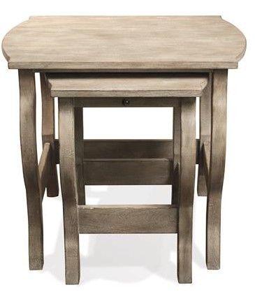 Riverside Furniture Juniper Nesting Side Table-44408