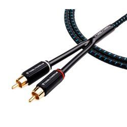 Tributaries® Series 4 Audio 1 Meter Cable Pair-4A-010