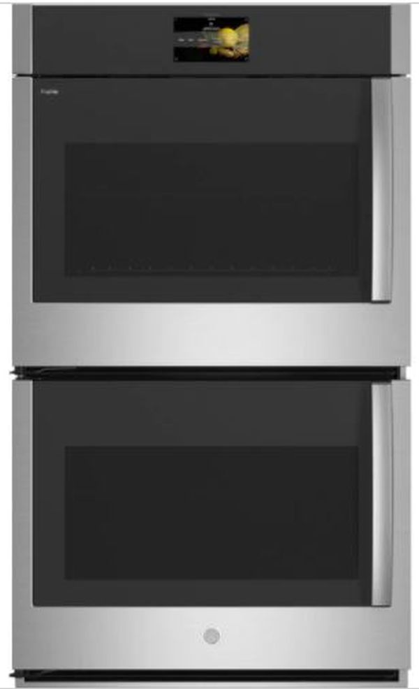 """GE Profile™ 30"""" Smart Built-In Convection Stainless Steel Double Wall Oven-PTD700LSNSS"""