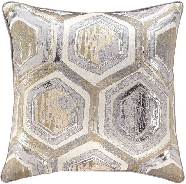 Signature Design by Ashley® Meiling Metallic Set of 4 Pillows-A1000480