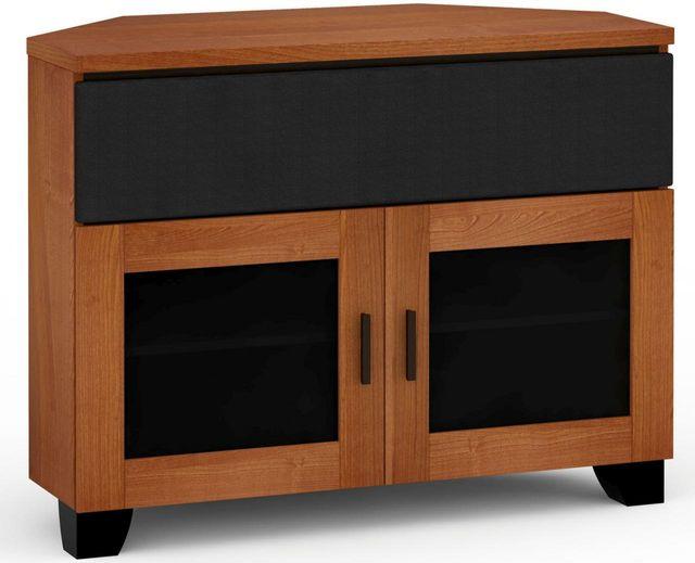 Salamander Designs® Elba 329 CR Corner Cabinet-American Cherry-C/EL329CR/AC