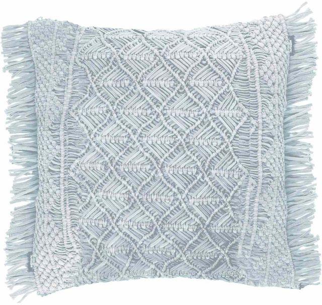 Coussin décoratif Annick, gris froid, Renwil®-PWFL1210