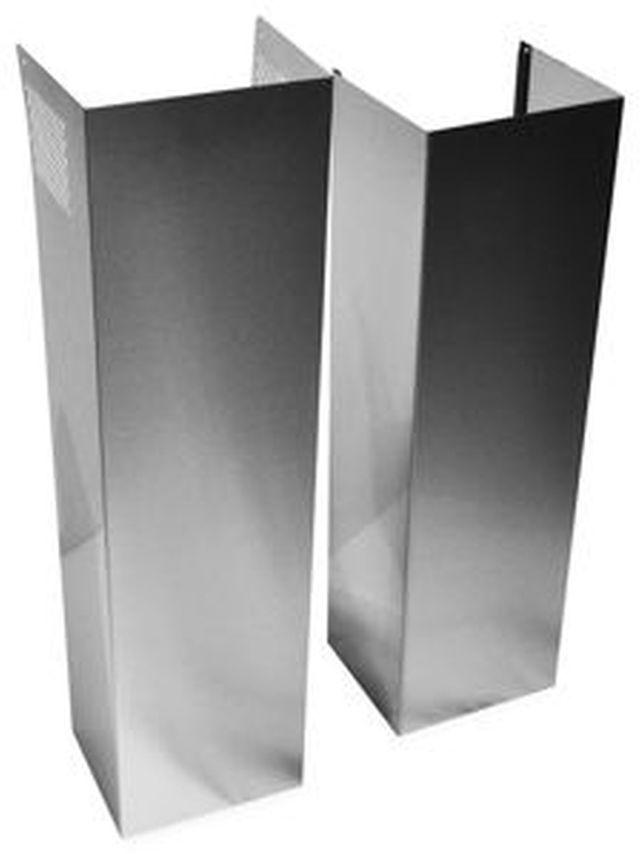 Maytag® Stainless Steel Wall Hood Chimney Extension Kit-EXTKIT10ES