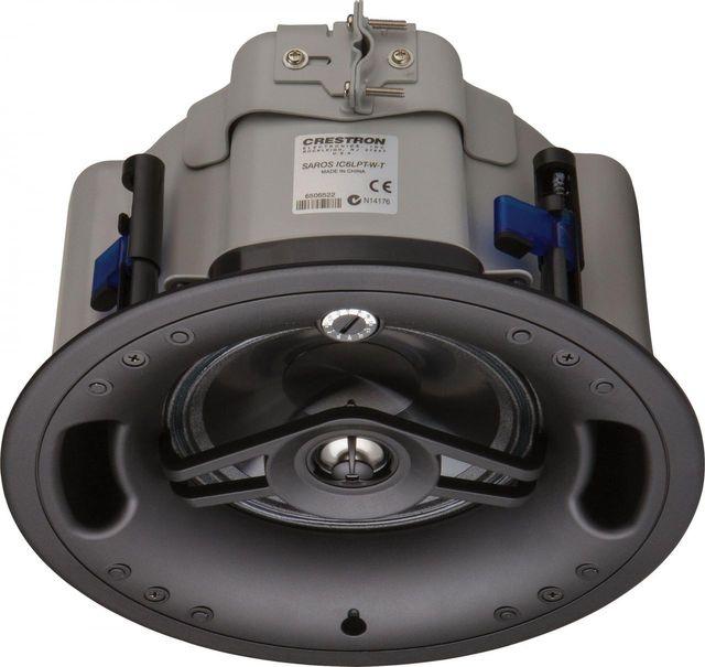 """Crestron® Saros® Express 6.5"""" 2-Way In-Ceiling Speaker-White-SAROS ICE6T-W-T-EACH"""