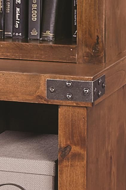 """Aspenhome® Industrial Fruitwood 55"""" Console-DN1055-FRT"""