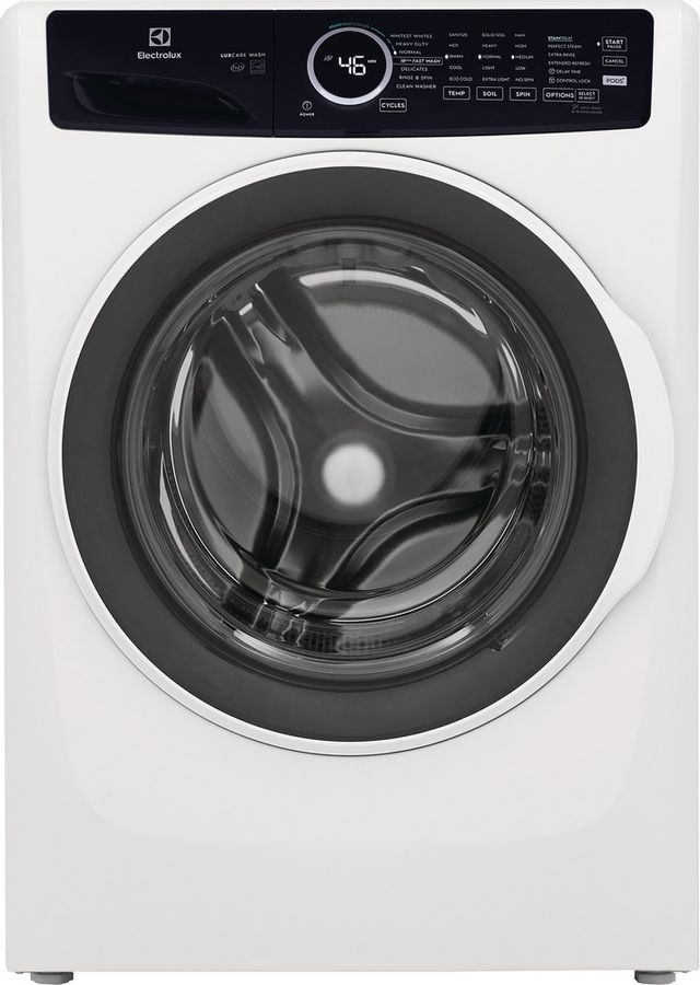 Electrolux 4.5 Cu. Ft. White Front Load Washer-ELFW7437AW