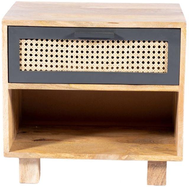 Table de nuit Ashton Moe's Home Collections®-BZ-1067-24