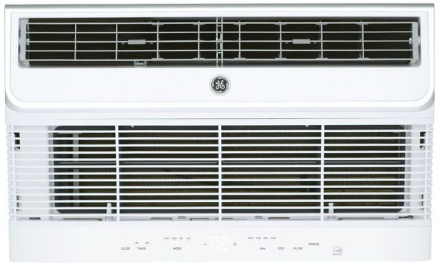 GE® 10,000 BTU's Soft Gray Thru the Wall Built In Air Conditioner-AJCM10ACH