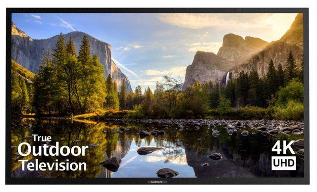 """SunBriteTV® Veranda Series 65"""" LED 4K Ultra HD Full Shade Outdoor TV-SB-6574UHD-BL"""