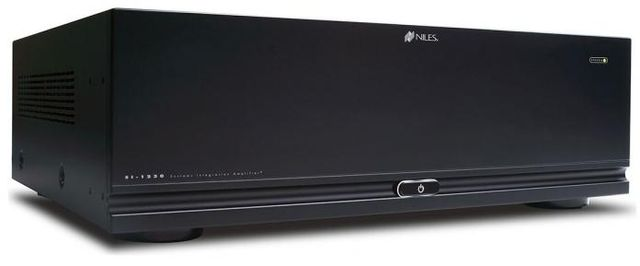 Niles® SI-1230 Series 2 Black 12-Channel Power Amplifier-SI-1230 Series 2