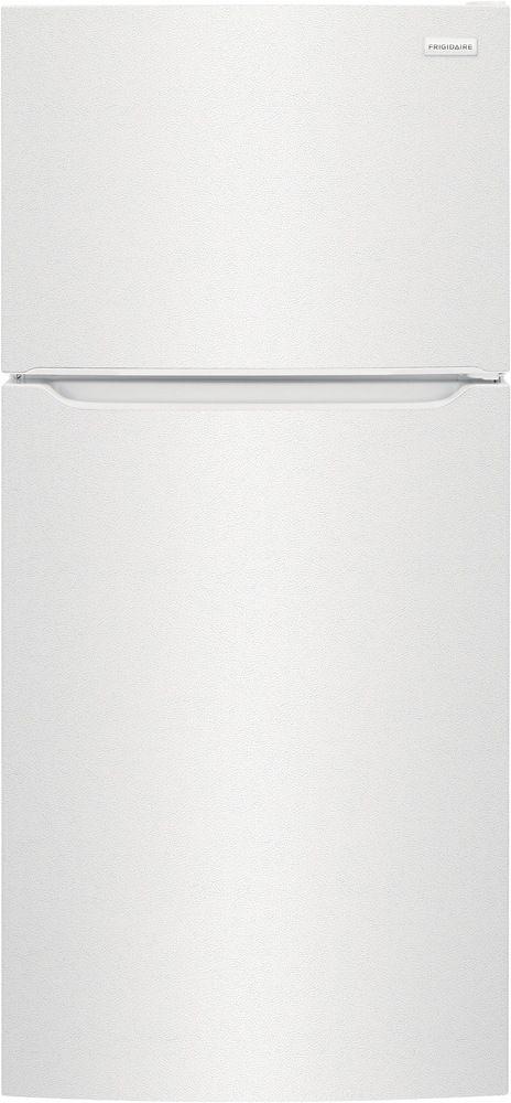 Frigidaire® 18.3 Cu. Ft. White Top Freezer Refrigerator-FFTR1814WW