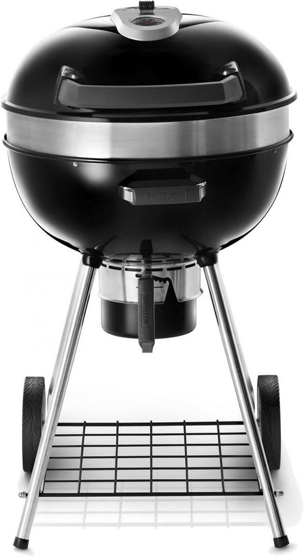 Napoleon Pro Charcoal Kettle Grill-Black-PRO22K-LEG-2