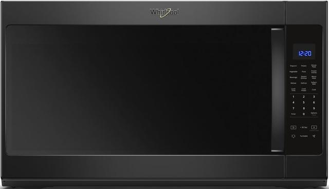 Whirlpool® Over The Range Microwave-Black-WMH53521HB