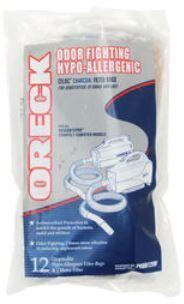 Oreck® Odor Fighting Handheld Vacuum Cleaner Bags-PKBB12OF