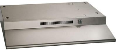 GE® Standard Range Hood-Silver Metallic-JN328KSA