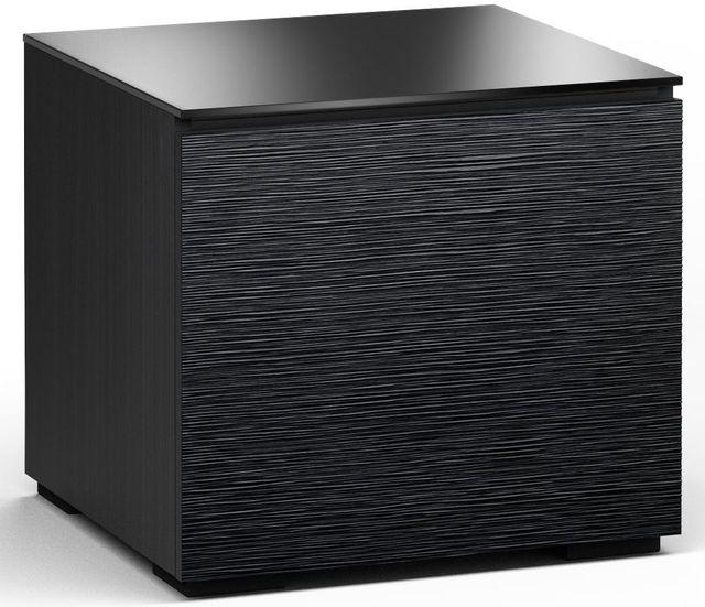 Salamander Designs® Chicago 217 AV Cabinet-Textured Black Oak-C/CH217/BO