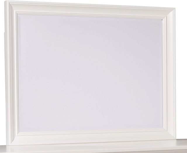 Millennium® By Ashley Prentice White Bedroom Mirror-B672-36
