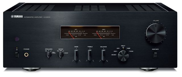 Yamaha A-S1200 Black Integrated Amplifier-A-S1200BL