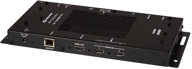 Crestron® DigitalMedia 8G+® 4K60 4:4:4 HDR Transmitter 202-DM-TX-4KZ-202-C