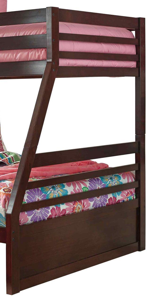 Signature Design by Ashley® Halanton Dark Brown Twin and Full Bunk Bed Panels-B328-58P