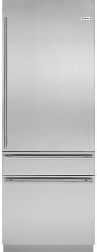 "GE® Monogram® Refrigeration 84"" European Solid Door Panel Kit-ZKST304NRH"