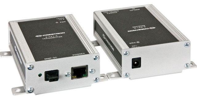 Crestron® Sonnex® Link over Fiber Extender-S-EXT1-S