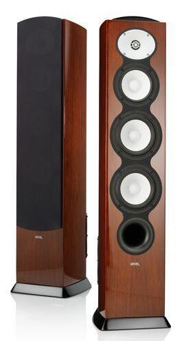 """Revel® F226BE Walnut 3-Way Dual 6"""" Floor Standing Loudspeaker-REVF226BEWAL"""