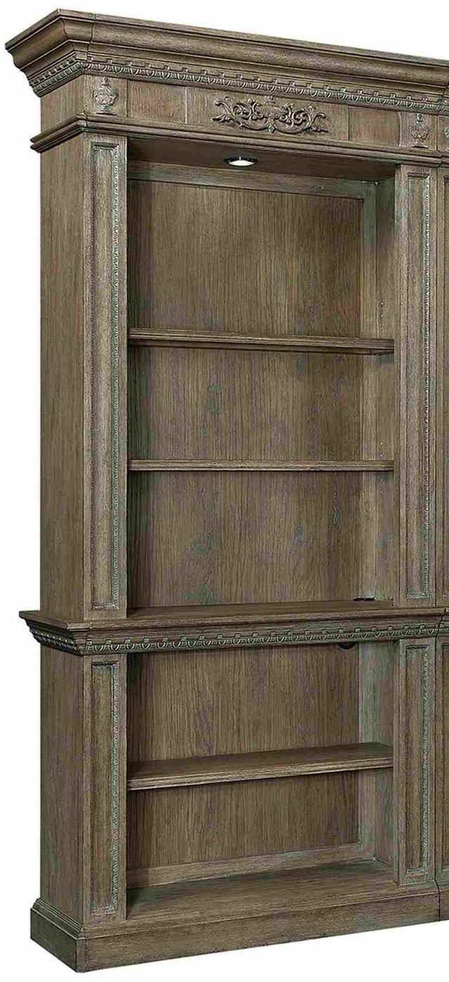 Aspenhome® Belle Maison Light Aged Oak Open Bookcase-I94-333