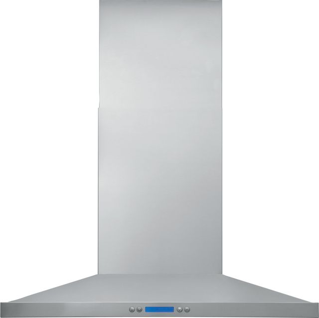 """Electrolux Kitchen 29.88"""" Stainless Steel Chimney Wall Mount Hood-RH30WC55GS-60-SD"""