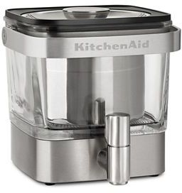 KitchenAid® Stainless Steel Cold Brew Coffee Maker-KCM4212SX