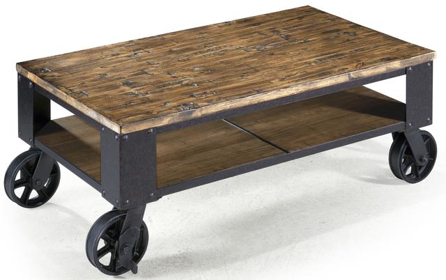 Table à cocktail rectangulaire Pinebrook Magnussen®-T1755-44