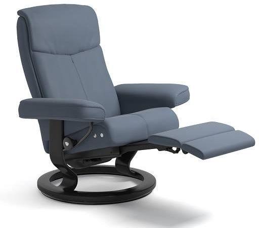 Stressless® by Ekornes® Peace Medium Leg Comfort Recliner-1316715