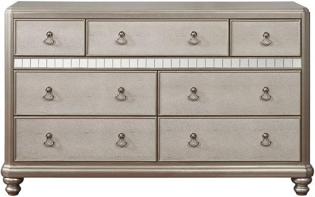 Coaster® Bling Game Metallic Platinum Dresser-204183