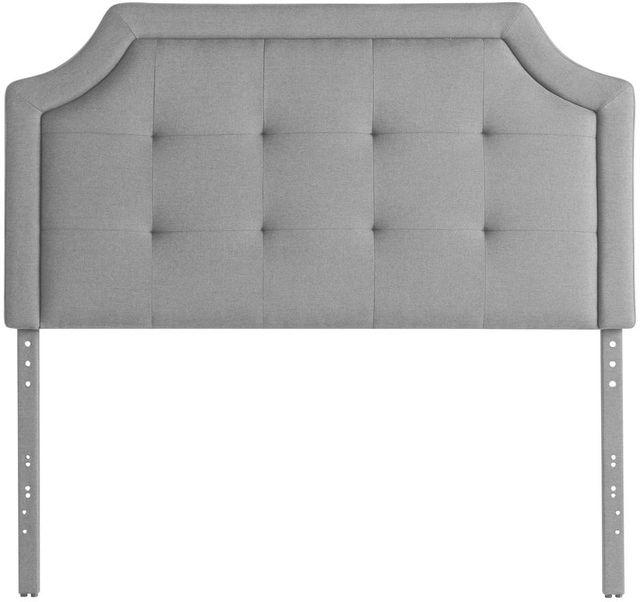 Malouf® Sleep Carlisle Stone Full Headboard-STFFSTCARLHB