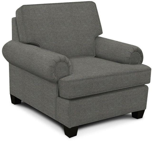 England Furniture Co. Edison Blackwood Harbor Chair-8T04-8100