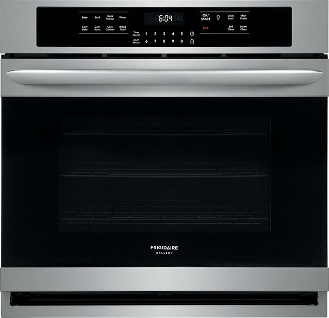 """Frigidaire Gallery® 30"""" Stainless Steel Electric Single Oven Built In-FGEW3066UF"""