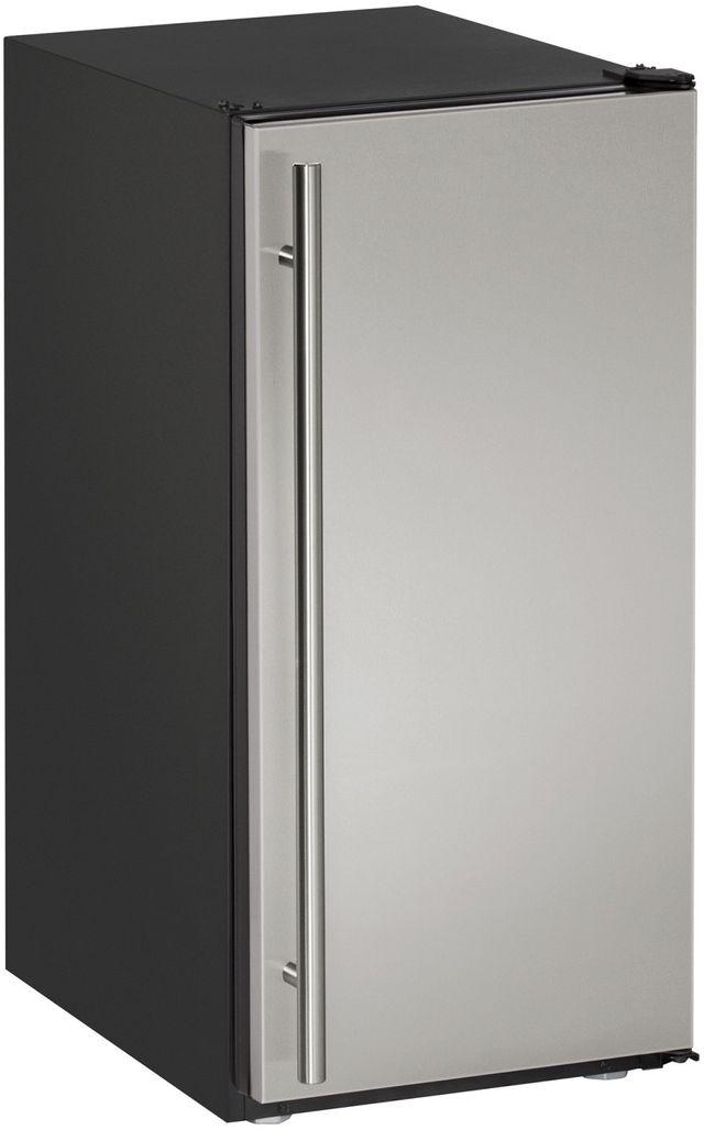 "U-Line® ADA Series 14.94"" Stainless Steel Ice Maker-ADA15IMS-00B"