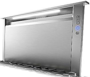 "Viking® Professional 5 Series 48"" Rear Downdraft Ventilation-Stainless Steel-VDD5480SS"