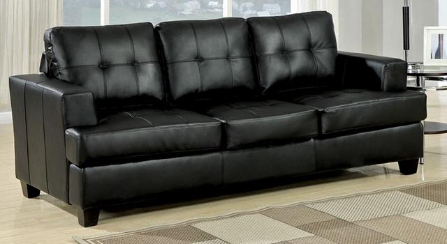 Coaster® Samuel Black Sofa-501681