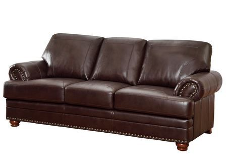 Coaster® Colton Brown Sofa-504411