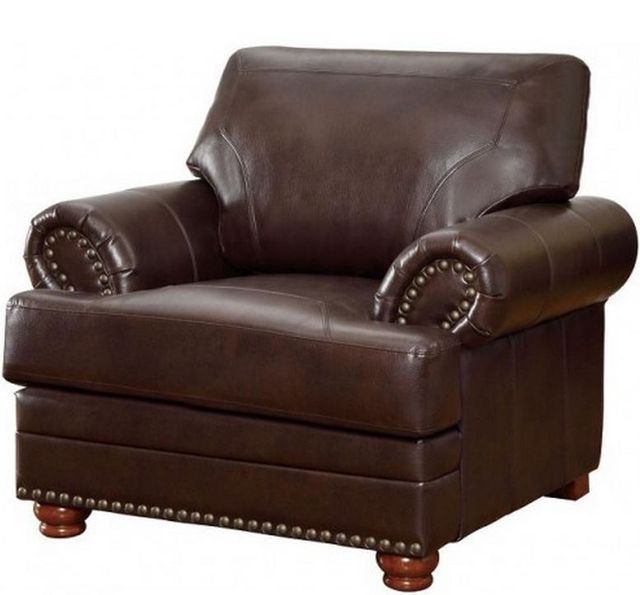 Coaster® Colton Brown Accent  Chair-504413