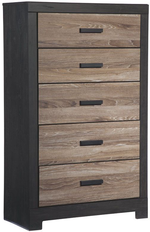Signature Design by Ashley® Harlinton Warm Gray/Charcoal Chest-B325-46
