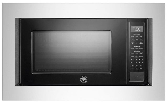 Bertazzoni Professional Series 2.0 Cu. Ft. Stainless Steel Built In Microwave-MO30STANE