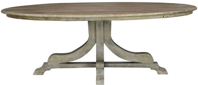 Classic Home Aimee Oval Dining Table-51010765