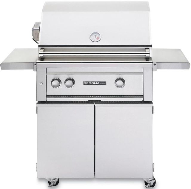 "Lynx® Sedona 30"" Freestanding Grill-Stainless Steel-L500FRLP"