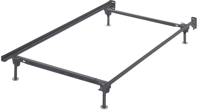 Signature Design by Ashley® B100 Frames and Rails Frames and Rails Youth Twin/Full Bolt on Bed Frame-B100-21